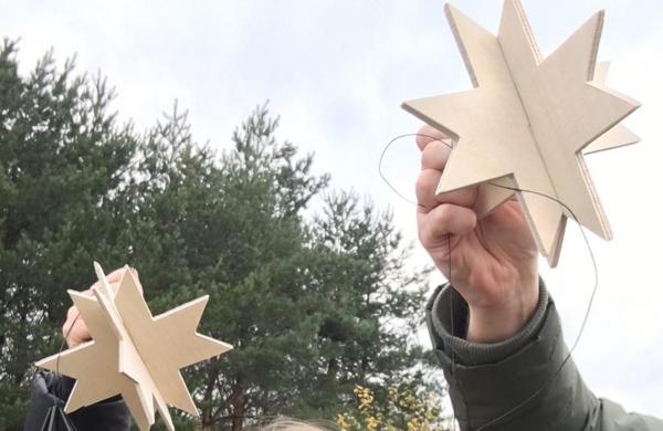 Stjerne i 3D